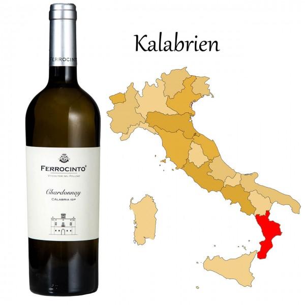 Chardonnay Calabria IGP, Ferrocinto