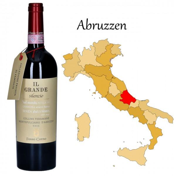 Il Grande Montepulciano d'Abruzzo DOC, Fosso Corno