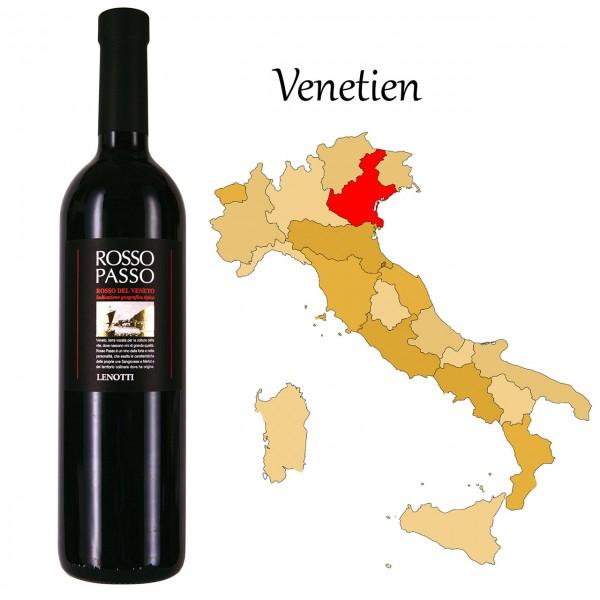 Rosso Passo Rosso del Veneto IGT, Lenotti