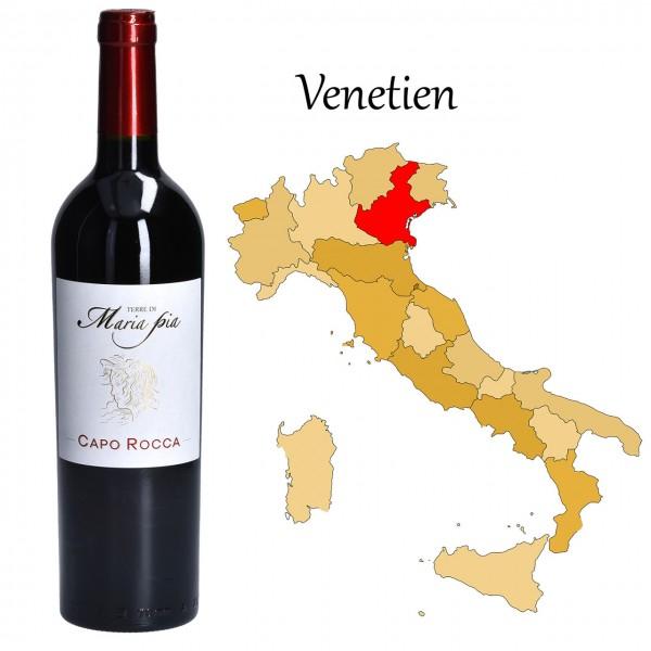 Capo Rocca Veneto Rosso IGT, Maria Pia