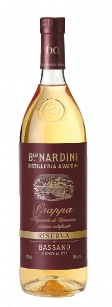 Grappa Riserva Red Label, Nardini